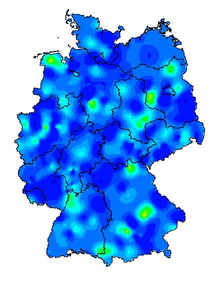 grippewelle 2020 aktuell karte RKI (Arbeitsgemeinschaft Influenza): Kartenarchiv