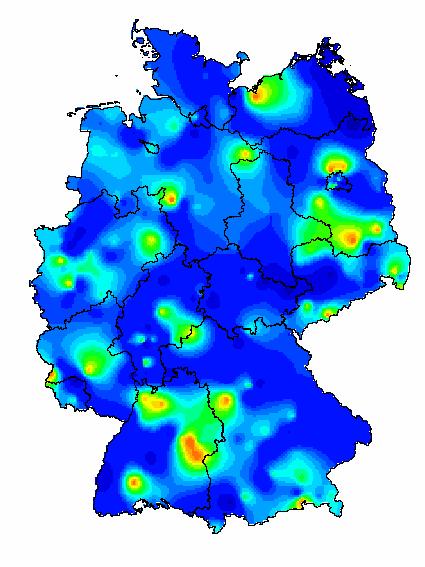 grippewelle 2020 karte RKI (Arbeitsgemeinschaft Influenza): Kartenarchiv