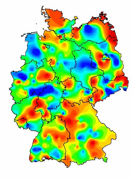 Grippe Karte.Rki Arbeitsgemeinschaft Influenza Kartenarchiv