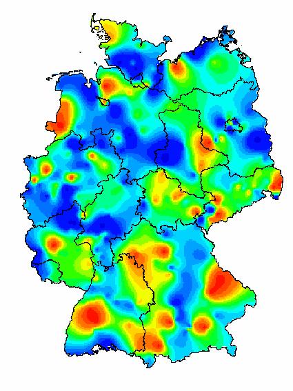 grippetote 2020 deutschland